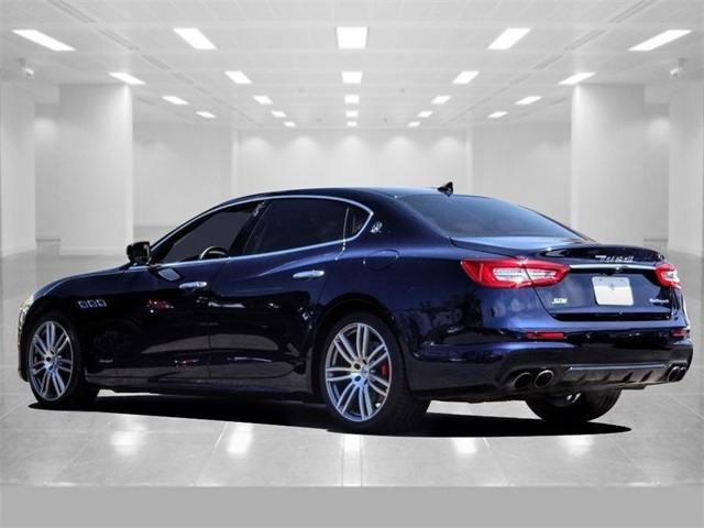 Certified Pre-Owned 2017 Maserati Quattroporte S Q4 GranSport