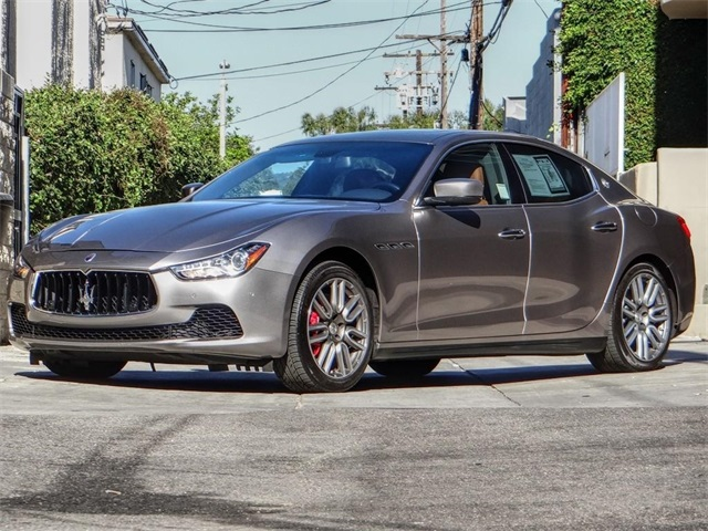 Pre-Owned 2015 Maserati Ghibli Base