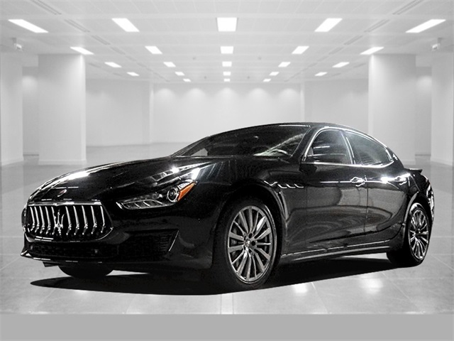 New 2020 Maserati Ghibli Base