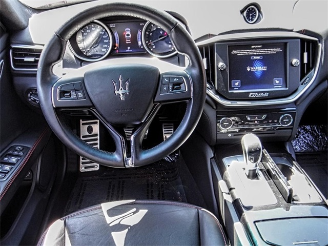 Certified Pre-Owned 2016 Maserati Ghibli Base