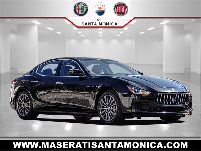 Certified Pre-Owned 2018 Maserati Ghibli