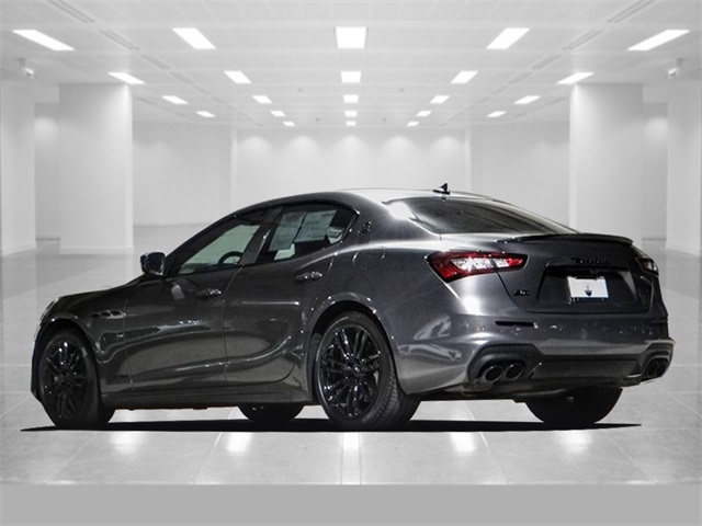Certified Pre-Owned 2018 Maserati Ghibli S Q4 GranSport