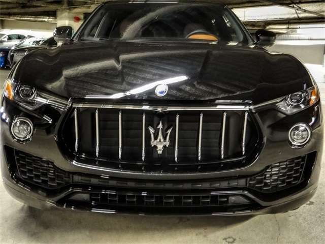 New 2020 Maserati Levante Base