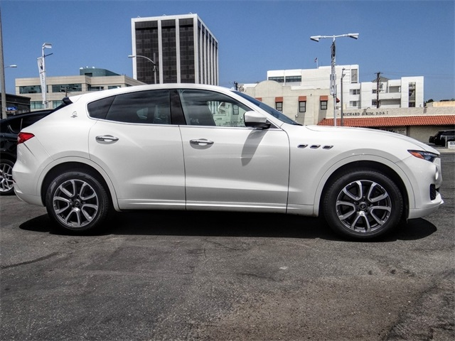 Certified Pre-Owned 2020 Maserati Levante S