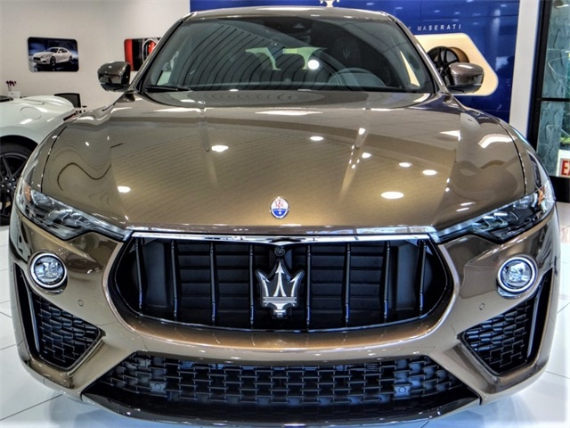 New 2020 Maserati Levante Zegna S GranSport