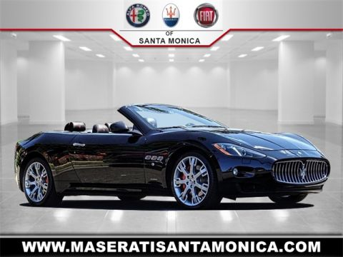 Certified Pre-Owned 2015 Maserati GranTurismo Base