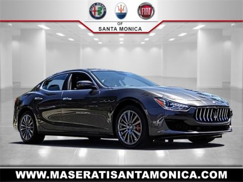 Pre-Owned 2018 Maserati Ghibli Base