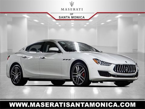 New 2019 Maserati Ghibli Base