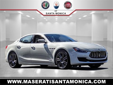 Certified Pre-Owned 2018 Maserati Ghibli GranLusso