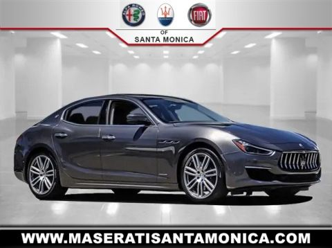 Certified Pre-Owned 2018 Maserati Ghibli S GranLusso